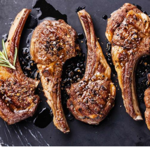 Spring Lamb Cutlets (Pack of 4)