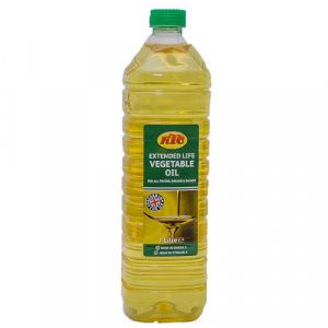 KTC Pure Vegetable Oil 1 Litre
