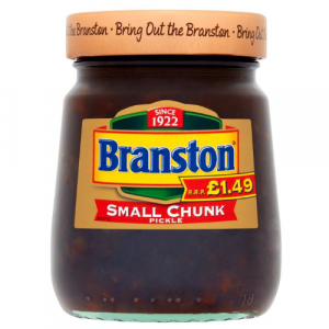 Branstons Small Chunk Pickle (280g)