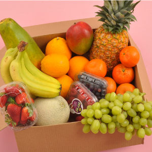 Stratton Fruit Box