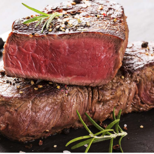 Grass Fed Sirloin Steak (180-200g) (Pack of 2)