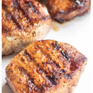 Boneless Pork Loin Chops (Pack of 2)